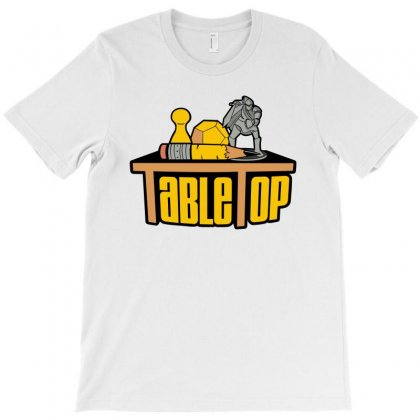 Table Top T-shirt Designed By Thecindeta
