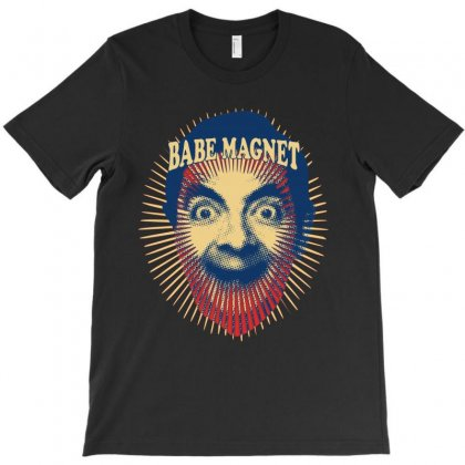 Mr Bean Babe T-shirt Designed By Thecindeta