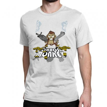 Cool Graphic Chaos Monkey Classic T-shirt