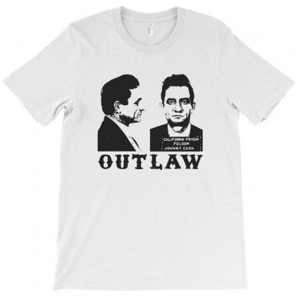 Johnny Cash Shirts Johnny Cash Mugshot T Shirt Outlaw Country Music Ts T-shirt Designed By Teeshop