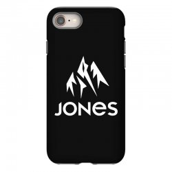 jones snowboard iPhone 8 Case | Artistshot