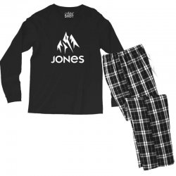 jones snowboard Men's Long Sleeve Pajama Set | Artistshot