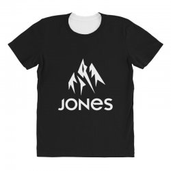jones snowboard All Over Women's T-shirt | Artistshot