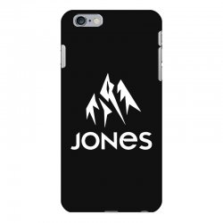 jones snowboard iPhone 6 Plus/6s Plus Case | Artistshot
