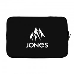 jones snowboard Laptop sleeve | Artistshot