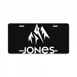 jones snowboard License Plate | Artistshot