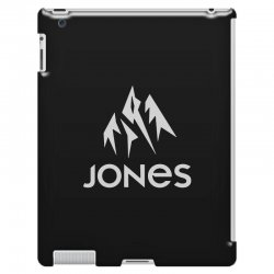 jones snowboard iPad 3 and 4 Case | Artistshot