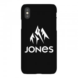 jones snowboard iPhoneX Case | Artistshot
