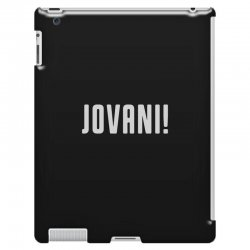jovani iPad 3 and 4 Case | Artistshot