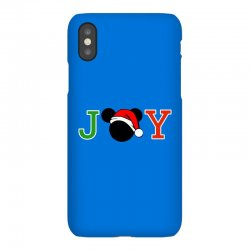joy to the world of mickey iPhoneX Case | Artistshot