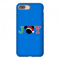 joy to the world of mickey iPhone 8 Plus Case | Artistshot