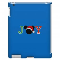 joy to the world of mickey iPad 3 and 4 Case | Artistshot