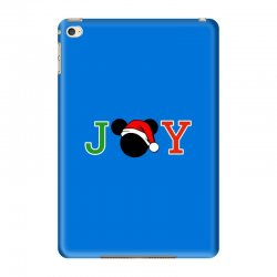 joy to the world of mickey iPad Mini 4 Case | Artistshot