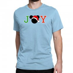joy to the world of mickey Classic T-shirt | Artistshot