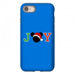 joy to the world of mickey iPhone 8 Case | Artistshot