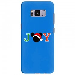 joy to the world of mickey Samsung Galaxy S8 Plus Case | Artistshot