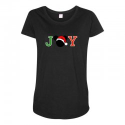 joy to the world of mickey Maternity Scoop Neck T-shirt | Artistshot
