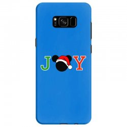 joy to the world of mickey Samsung Galaxy S8 Case | Artistshot