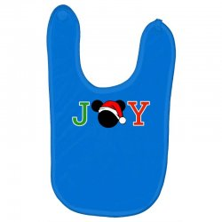 joy to the world of mickey Baby Bibs | Artistshot