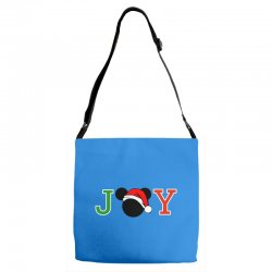 joy to the world of mickey Adjustable Strap Totes | Artistshot
