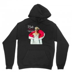 pink beautiful trauma Unisex Hoodie | Artistshot