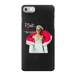 pink beautiful trauma iPhone 7 Case | Artistshot