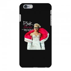 pink beautiful trauma iPhone 6 Plus/6s Plus Case | Artistshot