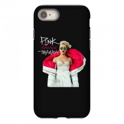 pink beautiful trauma iPhone 8 Case | Artistshot