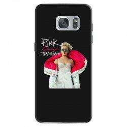 pink beautiful trauma Samsung Galaxy S7 Case | Artistshot
