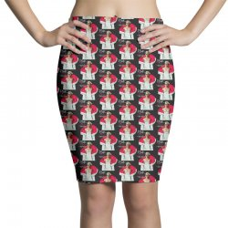 pink beautiful trauma Pencil Skirts | Artistshot