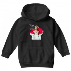 pink beautiful trauma Youth Hoodie | Artistshot