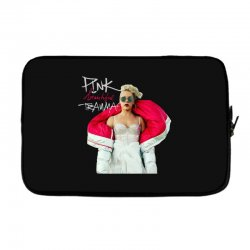 pink beautiful trauma Laptop sleeve | Artistshot