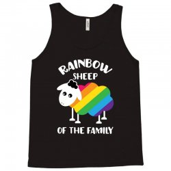 rainbow sheep of the family Tank Top | Artistshot