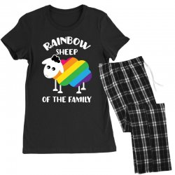 rainbow sheep of the family Women's Pajamas Set | Artistshot