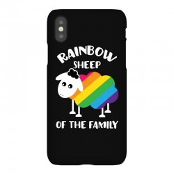 rainbow sheep of the family iPhoneX Case | Artistshot