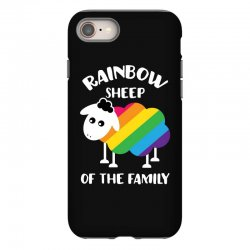 rainbow sheep of the family iPhone 8 Case | Artistshot