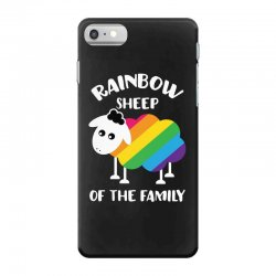 rainbow sheep of the family iPhone 7 Case | Artistshot