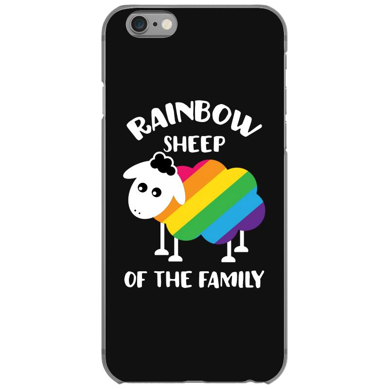 Rainbow Sheep Of The Family Iphone 6/6s Case   Artistshot