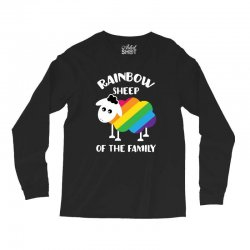 rainbow sheep of the family Long Sleeve Shirts | Artistshot