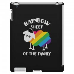 rainbow sheep of the family iPad 3 and 4 Case | Artistshot