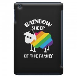 rainbow sheep of the family iPad Mini Case | Artistshot