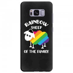 rainbow sheep of the family Samsung Galaxy S8 Plus Case | Artistshot