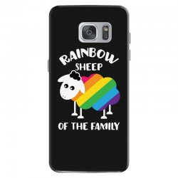 rainbow sheep of the family Samsung Galaxy S7 Case | Artistshot