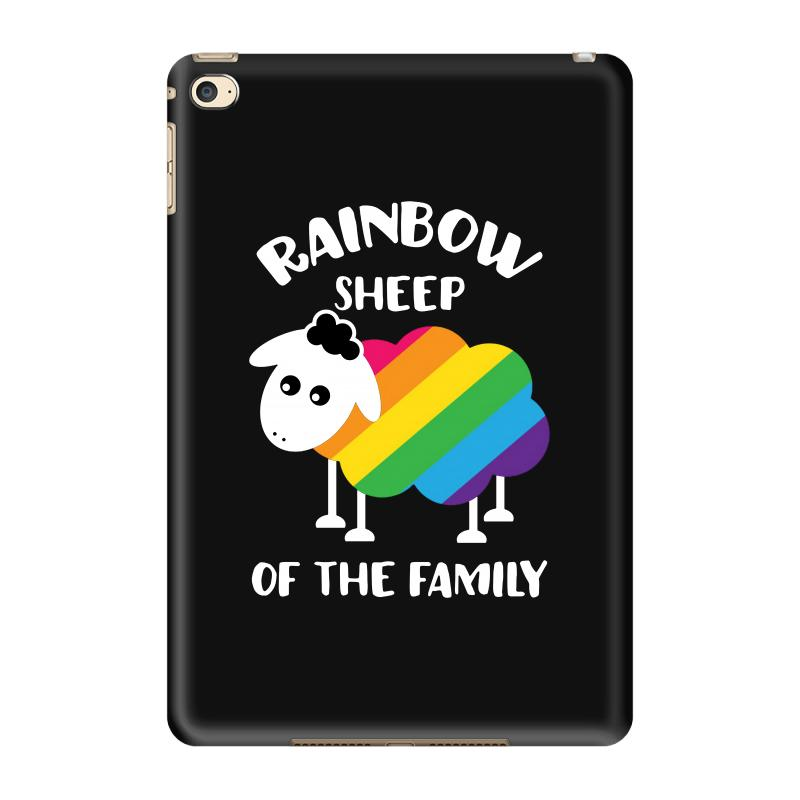 Rainbow Sheep Of The Family Ipad Mini 4 Case | Artistshot