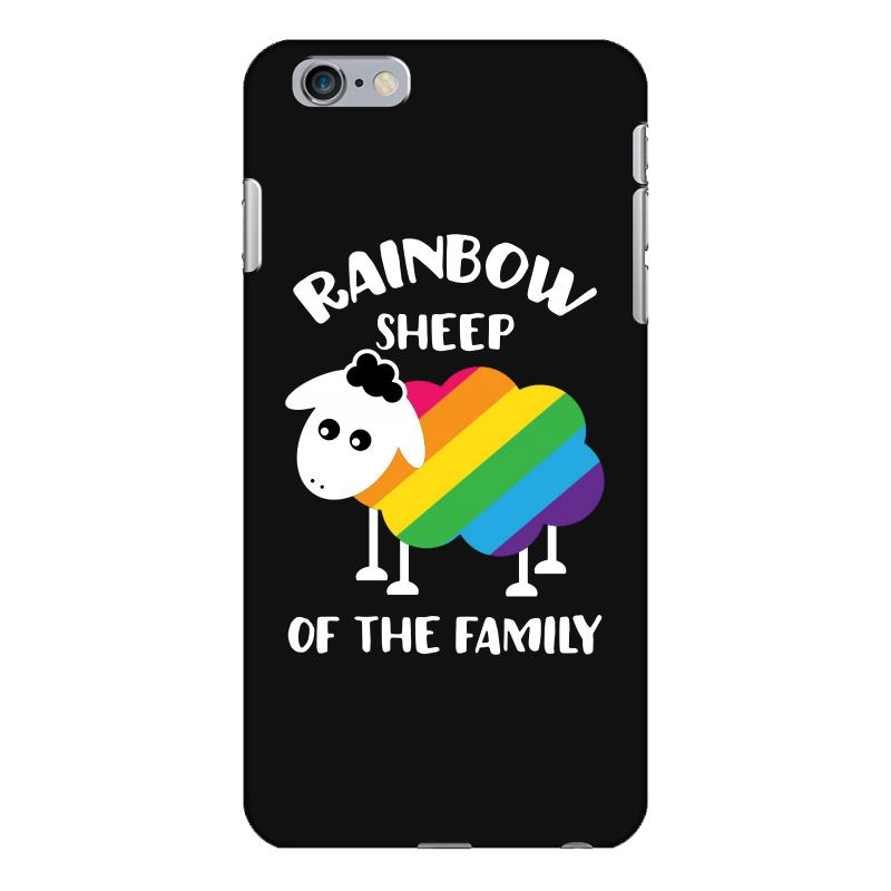 Rainbow Sheep Of The Family Iphone 6 Plus/6s Plus Case | Artistshot