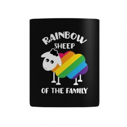 rainbow sheep of the family Mug | Artistshot