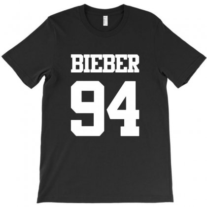 Justin Bieber 94 Rock T-shirt Designed By Teeshop