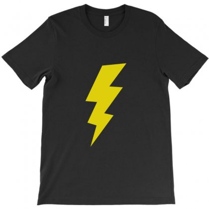 Lightening Bolt T Shirt Geek T Shirts Vintage T Shirts Funny T Shirts T-shirt Designed By Teeshop