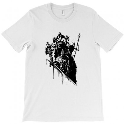 Lords Of Cinder Lords Of Ash T-shirt Designed By Teeshop