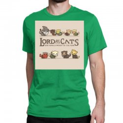 Lord Of The Cats Classic T-shirt | Artistshot